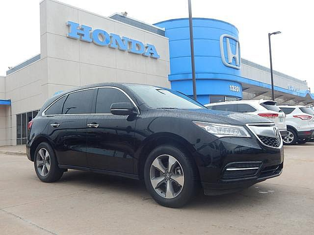Pre-Owned 2016 Acura MDX MDX | ALL WHEEL | 405-753-8700