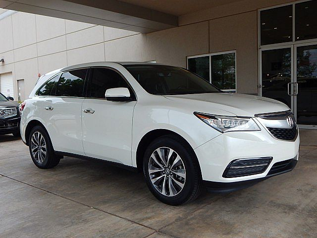 Pre-Owned 2016 Acura MDX w/Tech| ONLY AT BOB HOWARD ACURA CALL TODAY AT 405-753-8770!|