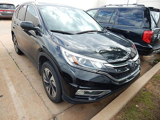 Pre Owned 2016 Honda Cr V Touring Loaded Up All Wheel