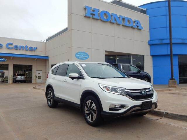 Pre-Owned 2016 Honda CR-V Touring | ALL WHEEL DRIVE | NAVIGATION | LOADED! | 405-753-8700 | Honda STORE!
