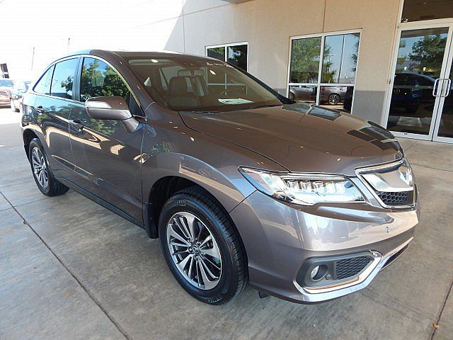 Pre-Owned 2017 Acura RDX w/Advance Pkg | ACURA CERTIFIED PRE OWNED 100,000 MILE WARRANTY | ONLY AT BOB HOWARD ACURA CALL TODAY AT 405-753-8770!|