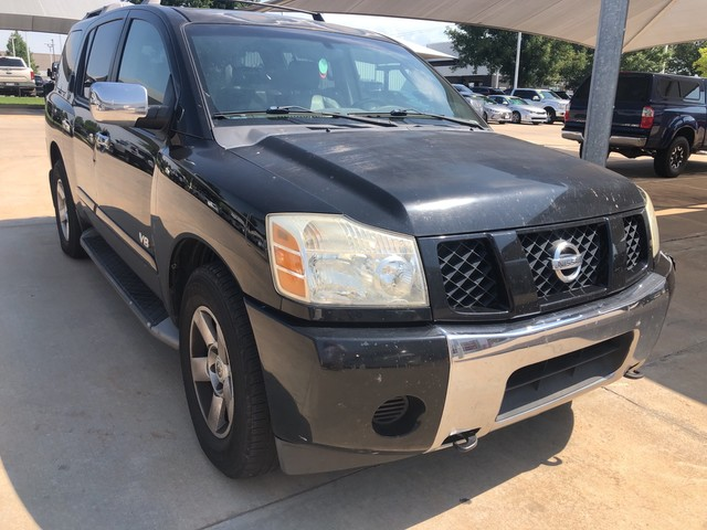 Pre-Owned 2005 Nissan Armada LE****CHEAP CASH VEHICLE***4WD**