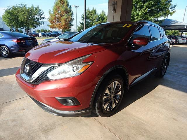Bob Howard Nissan >> Pre Owned 2017 Nissan Murano Front Wheel Drive Suv Offsite Location