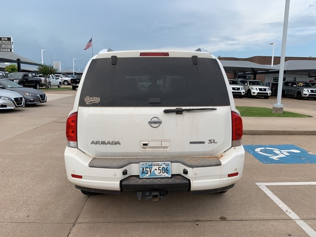 Pre-Owned 2011 Nissan Armada Rear Wheel Drive SUV - Offsite Location