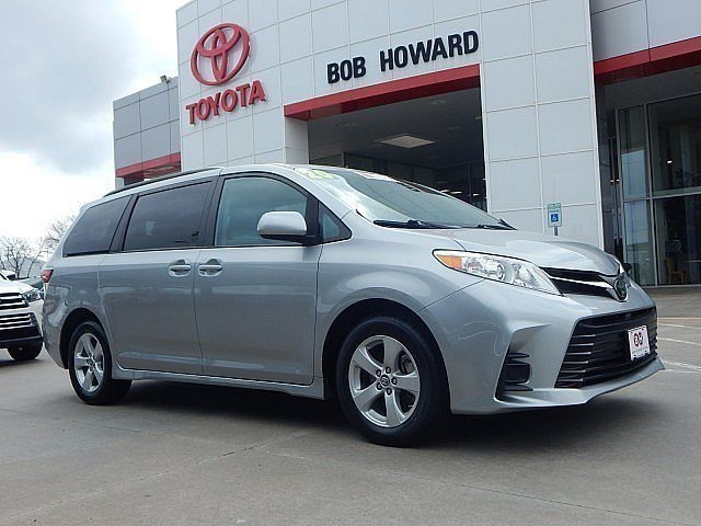 Pre-Owned 2020 Toyota Sienna LE***CALL BH TOYOTA--405-936-8600**