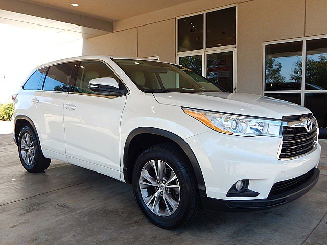 Pre-Owned 2014 Toyota Highlander LE Plus | ONLY AT BOB HOWARD ACURA CALL TODAY AT 405-753-8770!|