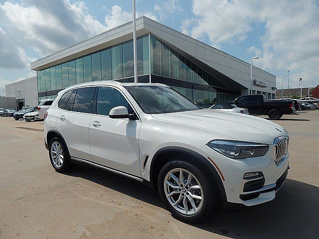Demo 2019 BMW X5 xDrive40i