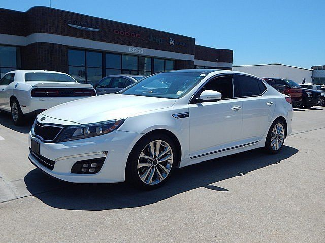 Pre-Owned 2015 Kia Optima SXL Turbo | BOB HOWARD DODGE 405-936-8900