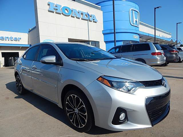 Pre-Owned 2016 Toyota Corolla S Plus | BH Honda! | 405-753-8700