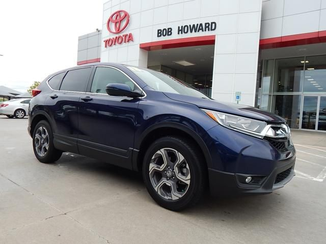 Pre-Owned 2018 Honda CR-V EX-L***AWD**CALL BH TOYOTA**405-936-8600***