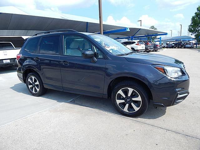 Pre-Owned 2018 Subaru Forester Premium SP Honda 918-491-0100