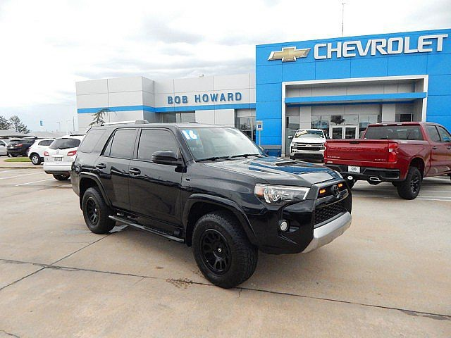 Pre-Owned 2016 Toyota 4Runner | BOB HOWARD CHEVROLET 405-748-7700 | TRAIL | NICE LOOKING CLEAN 4RUNNER | CHECK IT OUT |