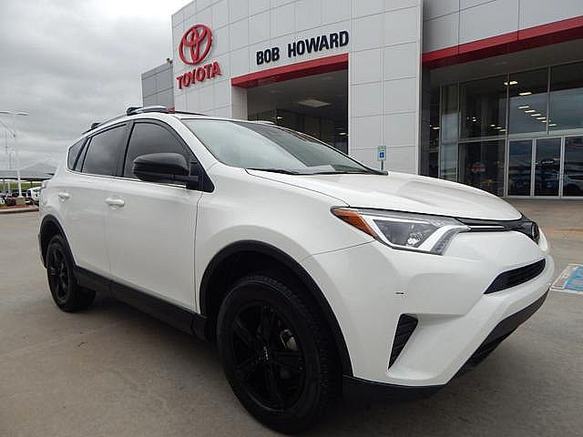 Pre Owned 2017 Toyota Rav4 Front Wheel Drive Suv