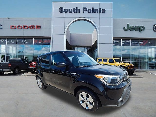 Pre-Owned 2016 Kia Soul Base | INEXPENSIVE | SOUTH POINTE CJD