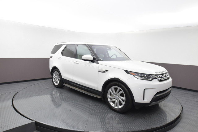 Pre-Owned 2018 Land Rover Discovery HSE SP Honda 918-491-0100