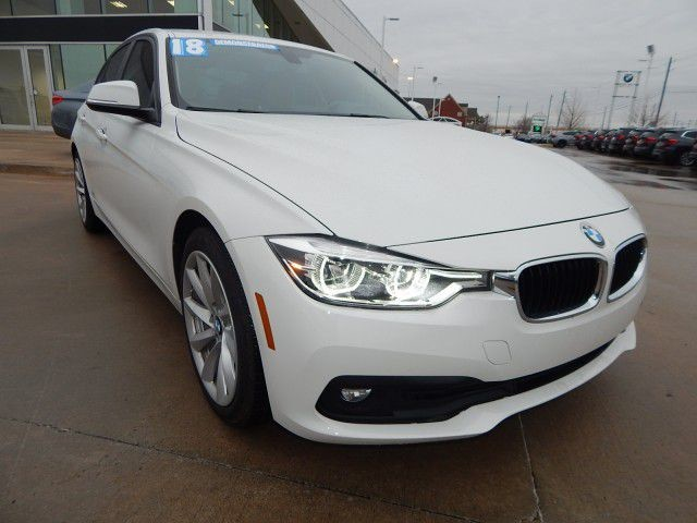 Demo 2018 BMW 3 Series 320i