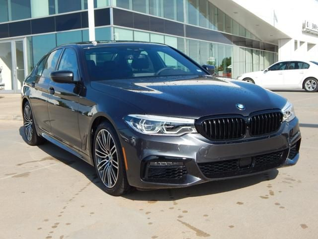 Demo 2019 Bmw 5 Series 540i 4dr Car In Tulsa Kww01214 Bmw Of Tulsa