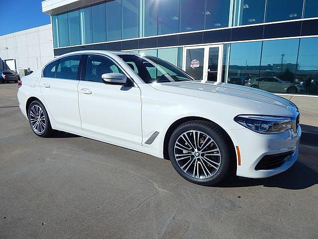 Demo 2020 BMW 5 Series 530i