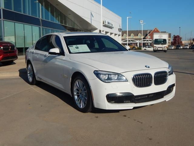 Pre Owned 2015 Bmw 7 Series Sedan In Tulsa Fgk16431 Bmw Of Tulsa