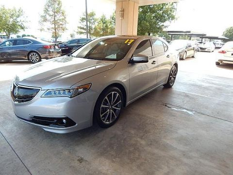 Pre-Owned 2017 Acura TLX V6 w/Advance Pkg| ONLY AT BOB HOWARD ACURA CALL TODAY AT 405-753-8770!|