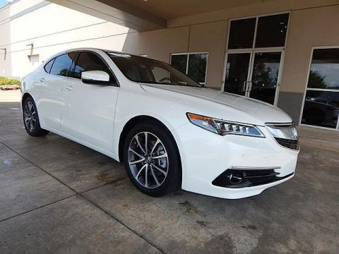 Pre-Owned 2016 Acura TLX V6 Advance| ACURA CERTIFIED PRE OWNED 100,000 WARRANTY | ONLY AT BOB HOWARD ACURA CALL TODAY AT 405-753-8770!|