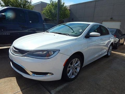Pre-Owned 2015 Chrysler 200 Limited | BH Honda! | 405-753-8700
