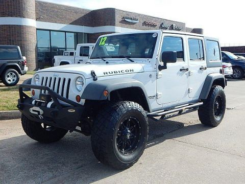 Pre-Owned 2012 Jeep Wrangler Unlimited Call of Duty MW3 | BOB HOWARD DODGE 405-936-8900
