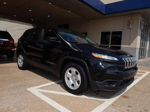 Pre-Owned 2014 Jeep Cherokee Sport| ONLY AT BOB HOWARD ACURA CALL TODAY AT 405-753-8770!|