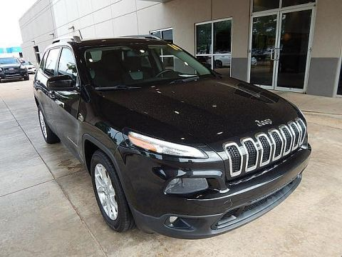 Pre-Owned 2014 Jeep Cherokee Latitude | CLEAN CARFAX | CHECK IT OUT | ONLY AT BOB HOWARD ACURA CALL TODAY AT 405-753-8770!|