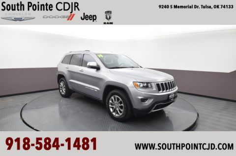 Pre-Owned 2014 Jeep Grand Cherokee Limited | SOUTH POINTE CJDR |