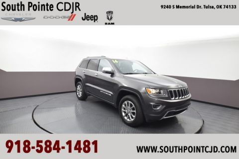 Pre-Owned 2016 Jeep Grand Cherokee Limited | SOUTH POINTE CJD