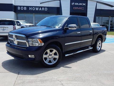 Pre-Owned 2012 Ram 1500 Laramie Limited Edition | BOB HOWARD BUICK GMC 405.936.8800 | NAV | BED COVER | ASSIST STEPS | TOW PKG | HTD LEATHER SEATS | STRONG TRUCK