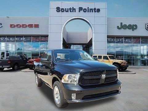 Pre-Owned 2018 Ram 1500 Express| SOUTH POINTE DODGE |