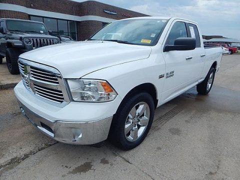 Pre-Owned 2016 Ram 1500 Big Horn | BOB HOWARD DODGE 405-936-8900
