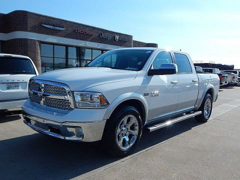 Pre-Owned 2015 Ram 1500 Laramie | BOB HOWARD DODGE 405-936-8900