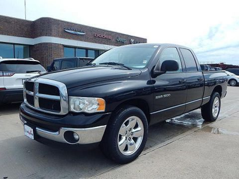 Pre-Owned 2005 Dodge Ram 1500 SLT | BOB HOWARD DODGE 405-936-8900