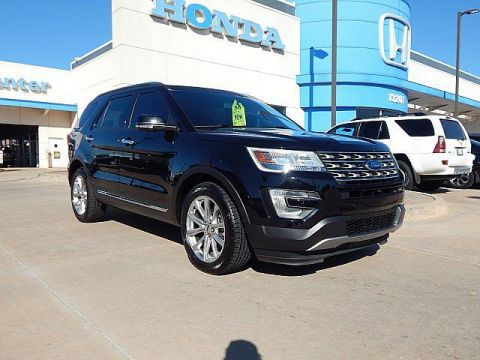 Pre-Owned 2016 Ford Explorer Limited | BH Honda | 405-753-8700