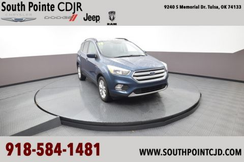Pre-Owned 2018 Ford Escape SE | SOUTH POINTE DODGE |
