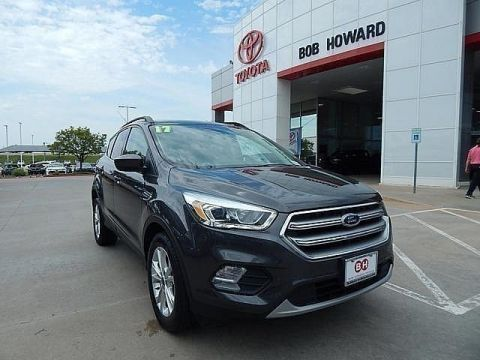 Pre-Owned 2017 Ford Escape SE | SOUTH POINTE CJDR |