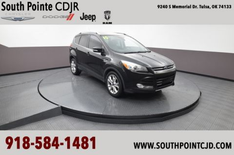 Pre-Owned 2015 Ford Escape Titanium | SOUTH POINTE DODGE |