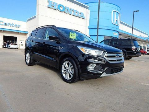 Pre-Owned 2018 Ford Escape SE | BH Honda! | 405-753-8700