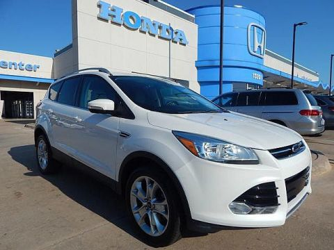 Pre-Owned 2016 Ford Escape Titanium | BH Honda! | 405-753-8700