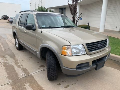 Pre-Owned 2002 Ford Explorer XLT 4WD SP Honda 918-491-0100