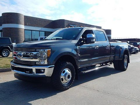 Pre-Owned 2017 Ford Super Duty F-350 DRW Lariat | BOB HOWARD DODGE 405-936-8900