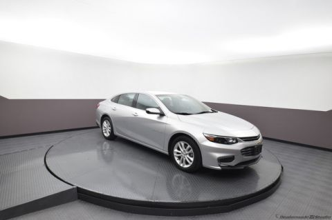 Pre-Owned 2018 Chevrolet Malibu LT***PUSH BUTTON START***POWER SEAT***APPLE CAR PLAY***SP CHEVY 918-481-8000