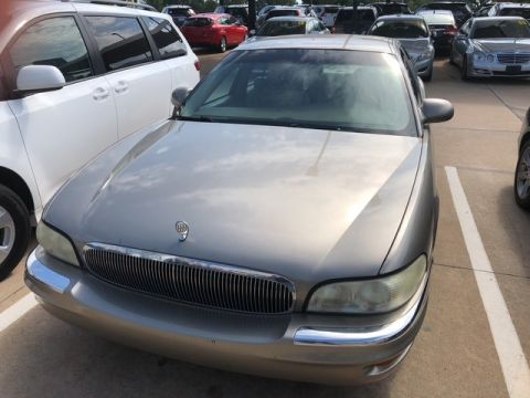 Pre-Owned 2004 Buick Park Avenue | ONLY AT BOB HOWARD ACURA CALL TODAY AT 405-753-8770!|