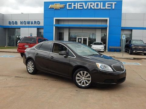 Pre-Owned 2016 Buick VERANO | BOB HOWARD CHEVROLET 405-748-7700 | BUICK VERANO | GREAT MPGS | GREAT RIDE | PREMIUM WHEELS | ONE OWNER |
