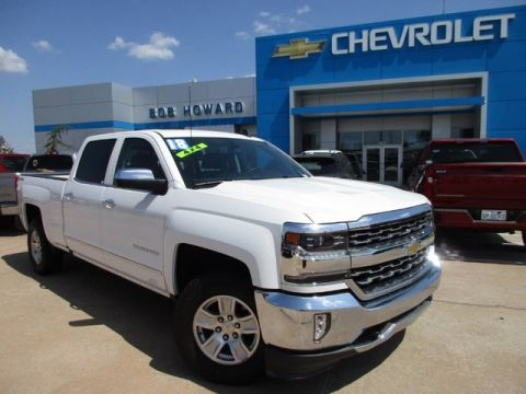 Pre-Owned 2018 Chevrolet SILVERADO | BOB HOWARD CHEVROLET 405-748-7700 | LTZ | CLEAN CAR FAX | ONE