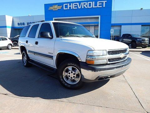 Pre-Owned 2003 Chevrolet Tahoe Commercial