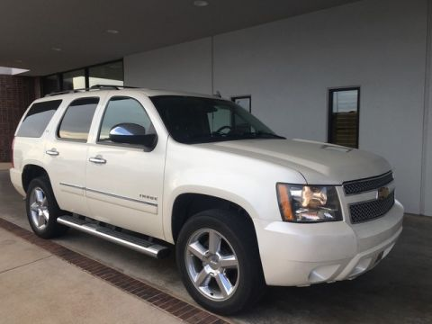 Pre-Owned 2014 Chevrolet Tahoe LTZ | BOB HOWARD DODGE 405-936-8900